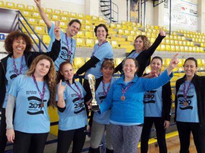 כבוד לעמק יזרעאל:בנות הכדורשת זכו במקוםה-4 בטורניר ידידות בלימסול