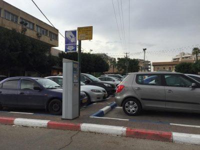 עפולה: אלקבץ מתכוון להוריד את מחיר החניה לתושבי העיר- המחיר לתושבי חוץ יעלה
