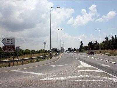 ציר 66: אושרה תוכנית לשדרוג הכביש מהיוגב למגידו