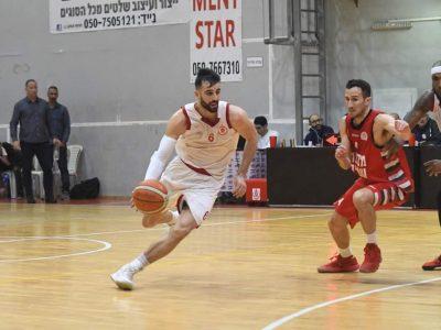 כדורסל לאומית: הפסד חוץ קריטי לעפולה בכפר סבא