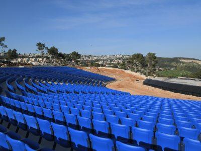 הפארק העירוני החדש של נצרת עילית מתקדם לישורת האחרונה
