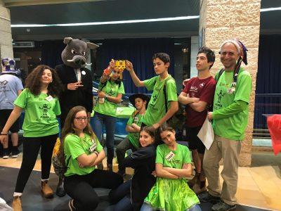 עמק יזרעאל: הישגים לנבחרות הרובוטיקה של בתי הספר בעמק