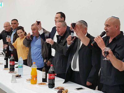 פרזון: מועדון חדש לרווחת התושבים
