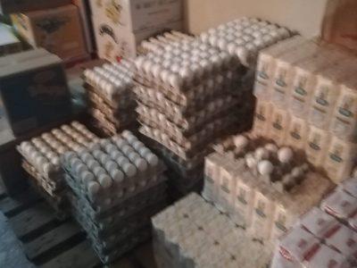 מוקייבלה: הוחרמו ביצים שאינן ראויות למאכל אדם