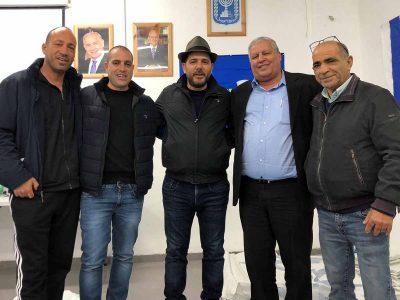 מלוכדים: מליחי וסרוסי מאחדים כוחות לקראת הבחירות