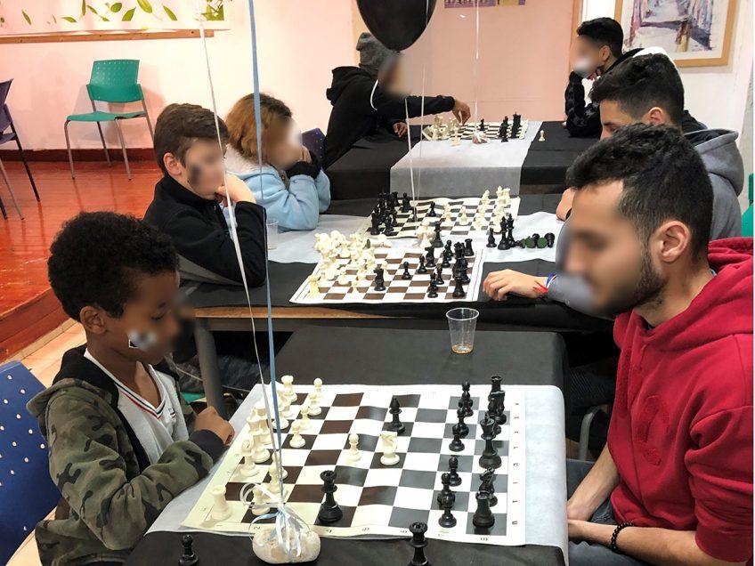 טורניר שחמט מחוזי התקיים בכפר הילדים עפולה עלית