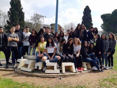 עפולה: באורט בן גוריון מקדמים שיח בין בני הנוער בסמינר חיים משותפים