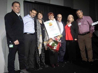 פעם נוספת: פרס המחוז המצטיין בניהול בתי מרקחת הוענק לכללית מחוז צפון