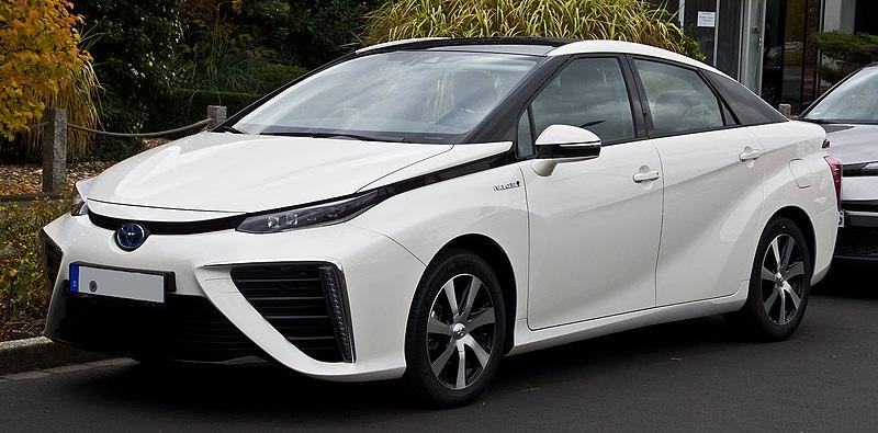 wikimedia Toyota Mirai