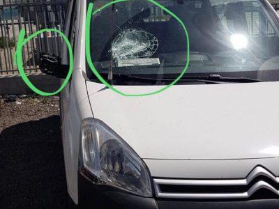 נצרת עילית: קיבל דוח חניה ובתגובה גרם נזק לרכב הפיקוח העירוני