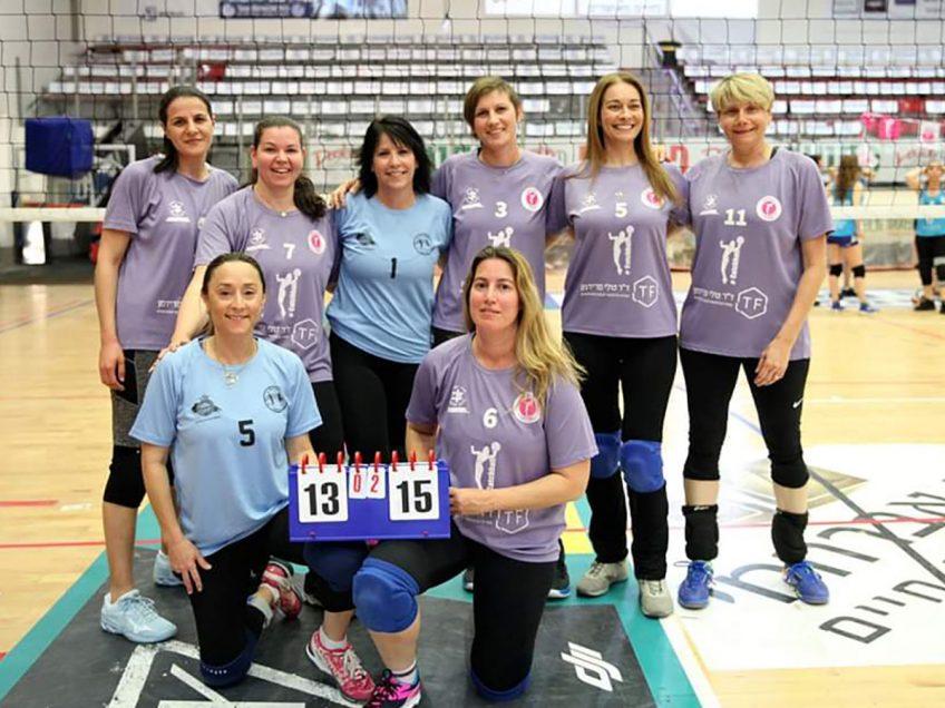 """גלבוע: קבוצת """"פרוזק"""" סגנית אלופתטורניר  הכדורשת הבינלאומי שנערך באילת"""