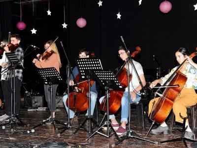 בית האמנויות בעמק יזרעאל מציג: ערב המגמוסיקה המסורתי