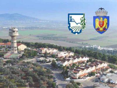 בקרוב: עיר תאומה ראשונה למגדל העמק