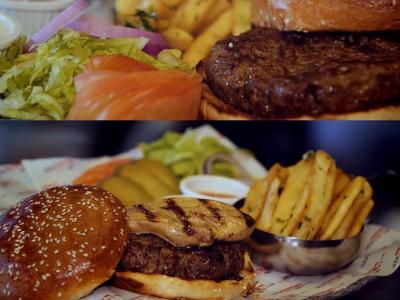 האחוזה גריל בר מזמינה אתכם ליום ההמבורגר הבינלאומי!