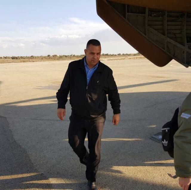רועי יעקב מעין חרוד מאוחד נבחר למ״מ יו״ר ההסתדרות