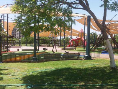 עפולה: הכניסה לפארק העירוני בחודשי הקיץ תתאפשר עם צמיד