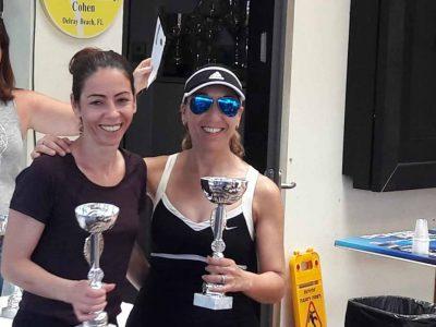 גאווה: שרשרת הישגים למועדון הטניס בעפולה
