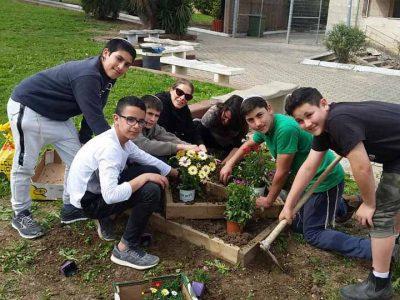 """מזל טוב: עוד בי""""ס ירוק נולד בעמק יזרעאל"""