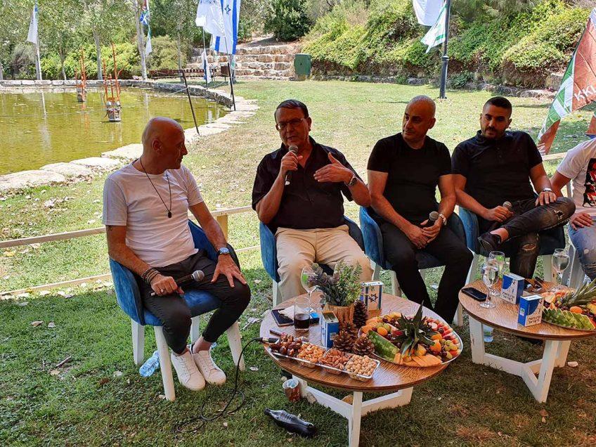 קיץ שמח ביקנעם עם ירון אילן, לירז וזאן חוגג יום הולדת ואיתי כהן קפץ להשתתף בכנס של ראש הממשלה. פלאש! – רכילות בעמק