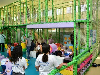 """משחקיית """"ילדודס"""" במגדל העמק: יום בשבוע יוקדש לילדי החינוך המיוחד"""