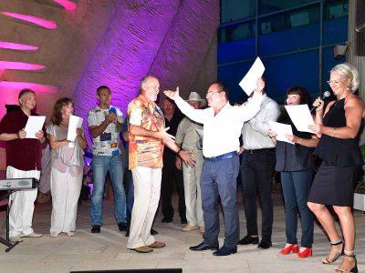 """מגדל העמק: עשרות יוצרים וזמרים השתתפו בפסטיבל """"בארדים בעמק"""""""